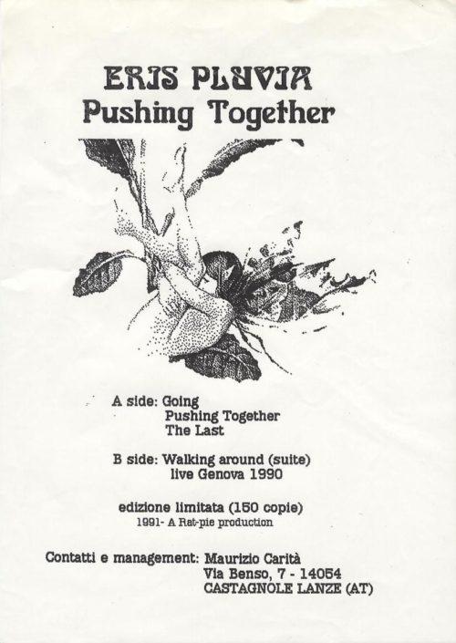 Pushing Together - 1990 - Eris Pluvia