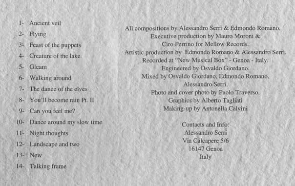 the ancient veil  u2013 ancient veil  u2013 italian prog music